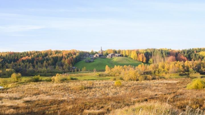 Невозможно оторвать взгляд: фото осеннего перевоплощения Архангельской области