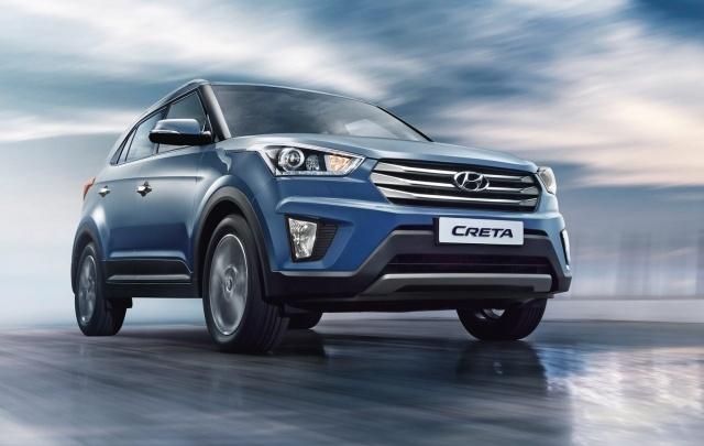 Новый кроссовер Hyundai Creta – встречайте в Архангельске!
