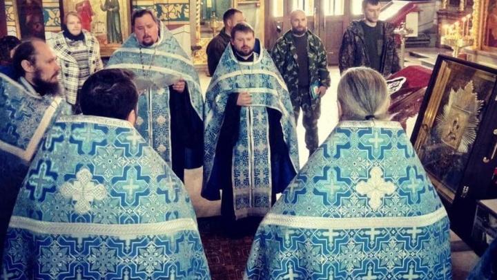 В Прикамье начался крестный ход с чудотворной иконой Божией Матери «Избавительница от бед»