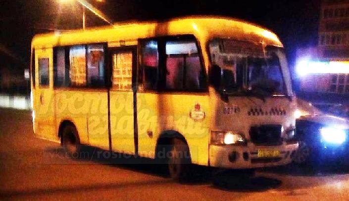 В Ростове на Северном за утро в ДТП попали три маршрутки
