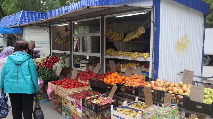 «Супермаркет» под открытым небом: в Кировском районе проверили торговые точки