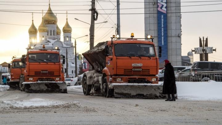 Власти Архангельска готовят переворот в уборке улиц