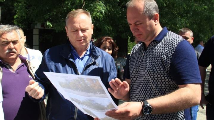 Ростовские власти решили расширить проезд на Суворова и отремонтировать подземный переход