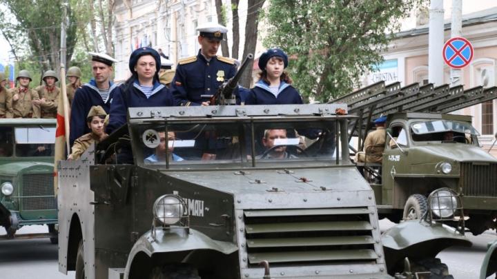 Дайте два: май в Ростове будет богат на военные парады