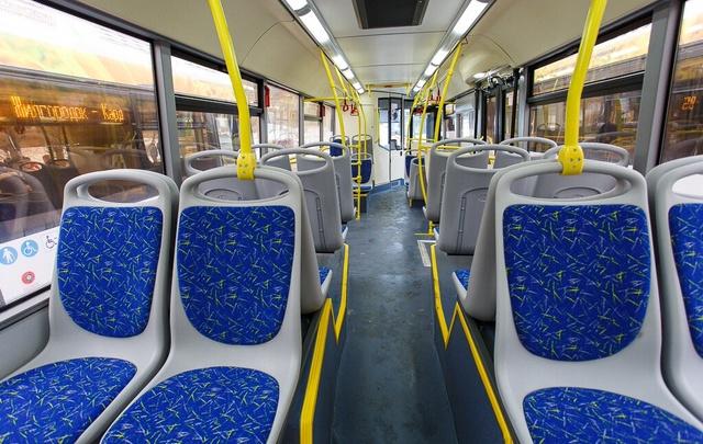 В Волгограде пассажирке автобуса стало плохо из-за духоты
