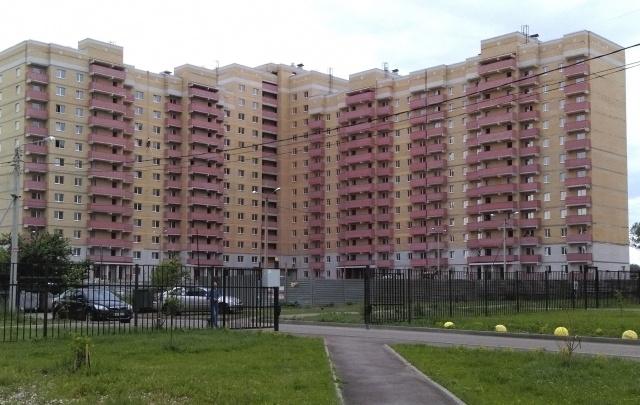 Более 350 новых квартир появилось в «Яблоневом посаде»
