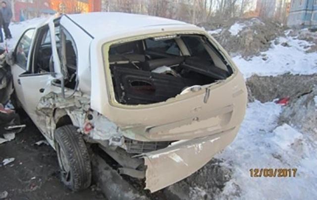 В Тольятти водитель ВАЗ-2106 устроил массовое ДТП