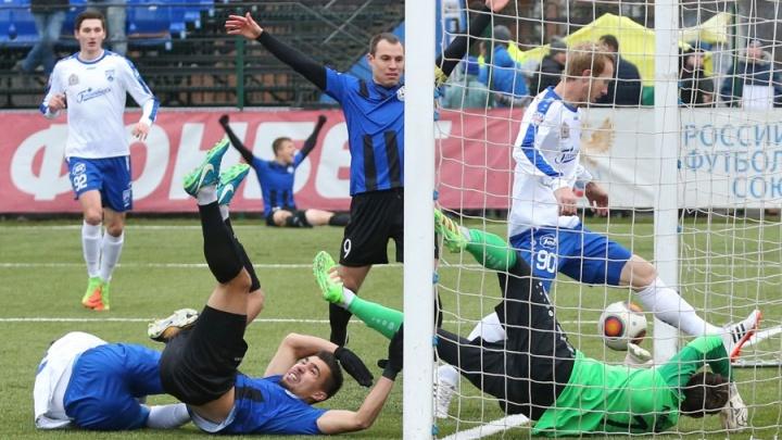«Не такого праздника мы хотели»: ярославский «Шинник» провалил первый матч на новом поле