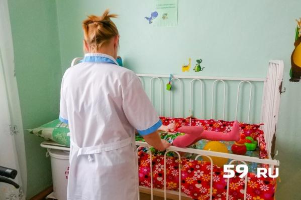 Дети из рудничного дома-интерната будут обеспечены бесплатной медпомощью