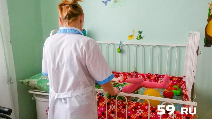 Минздрав Прикамья пообещал обеспечить детей из рудничного дома-интерната необходимой медпомощью