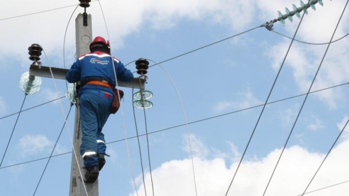 Сульфат остался без электричества из-за обрыва кабеля
