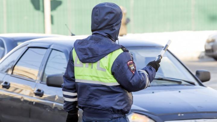 Погоня со стрельбой: в Ярославле полицейские ловили молодого лихача