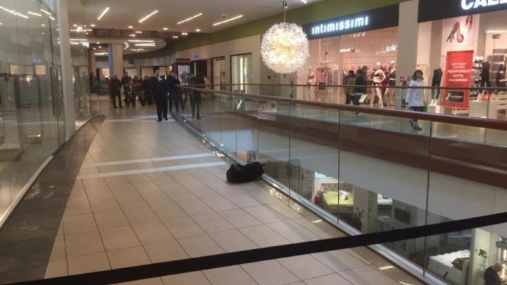 Найденную в «Ауре» подозрительную сумку скрыли от МЧС и полиции