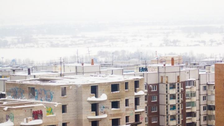 Криминальный дуэт из Тольятти ответит за недостроенный многоэтажный дом