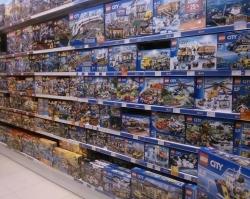 Магазин игрушек Toy.ru приглашает ростовчан за новогодними подарками
