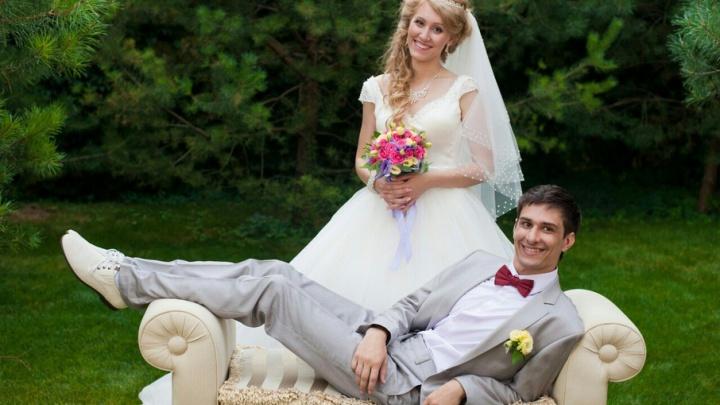 Свадебный ажиотаж в ростовских загсах вызван красивой датой
