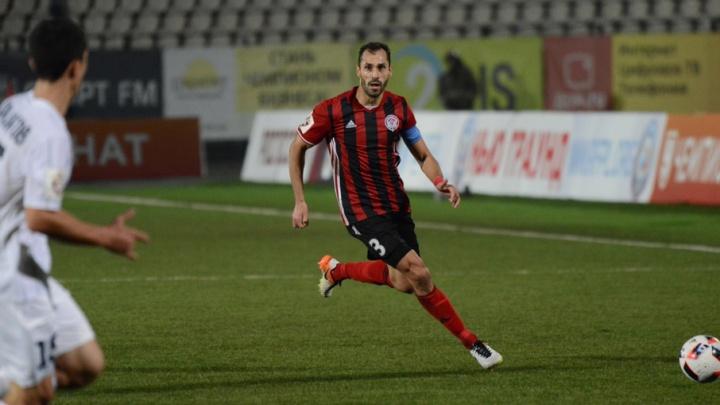 Капитан пермского «Амкара» продлил контракт еще на три года