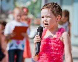 Праздник детства в микрорайоне «Европейский»