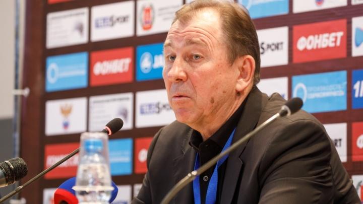 Сергей Павлов: «Сегодня футбол как праздник удался»