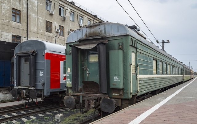 В Красноармейском районе Волгограда мужчину насмерть сбил неизвестный поезд