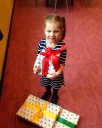 К Новому году «Мишка Панда» приготовил подарки для детей