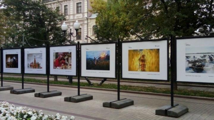 Снимки двух девушек из Челябинской области полторы недели провисели в центре Москвы
