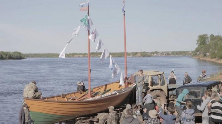 «Поморский карбас» претендует на национальную премию «Хрустальный компас»