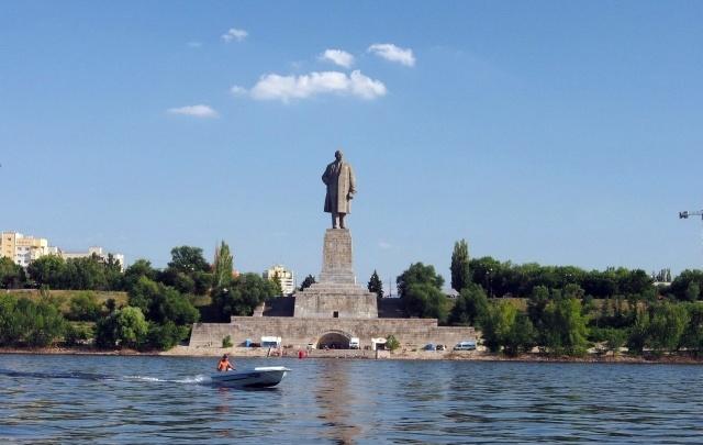 Самый большой Ленин