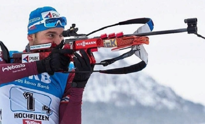 Тюменский биатлонист Антон Шипулин побежит последним на Кубке мира