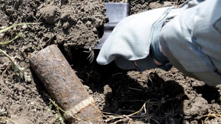 Под Волгоградом саперы обезвредили боеприпасы у федеральной трассы