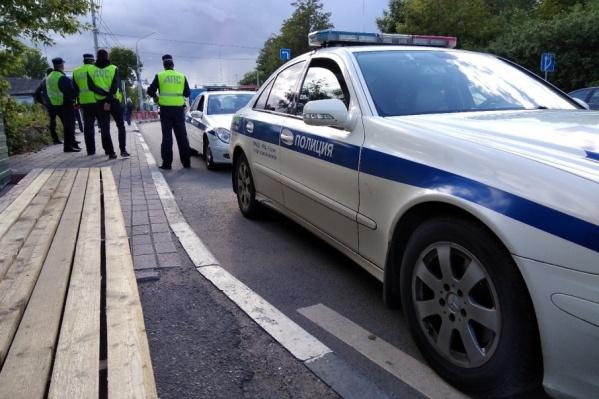 Ярославским автомобилистам стоит быть аккуратнее — инспекторы ДПС зачастили с выходами в рейды