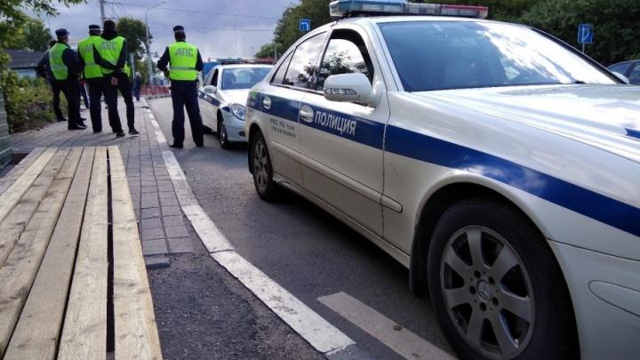 Больше скрытых патрулей: гаишники массово штрафуют ярославских водителей