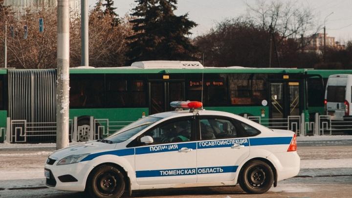 Тюменская автомобилистка за неделю насобирала 32 штрафа и не хотела их оплачивать