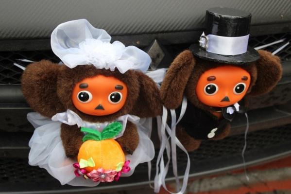 В Архангельской области стало меньше разводов и больше свадеб