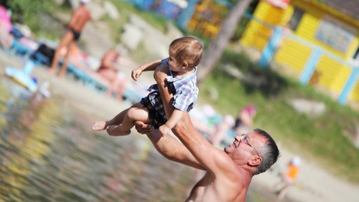 С 1 июня в Челябинске официально откроют девять пляжей
