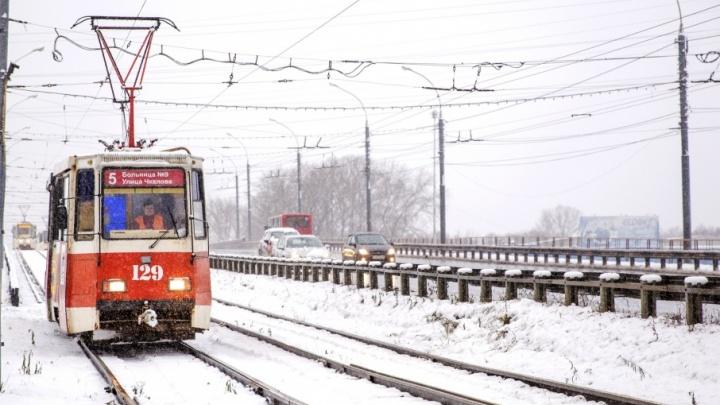 Мокрый снег, метель и порывистый ветер: в Ярославле объявили штормовое предупреждение