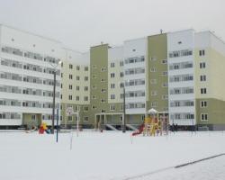 ПЗСП сдал первый в Перми муниципальный дом