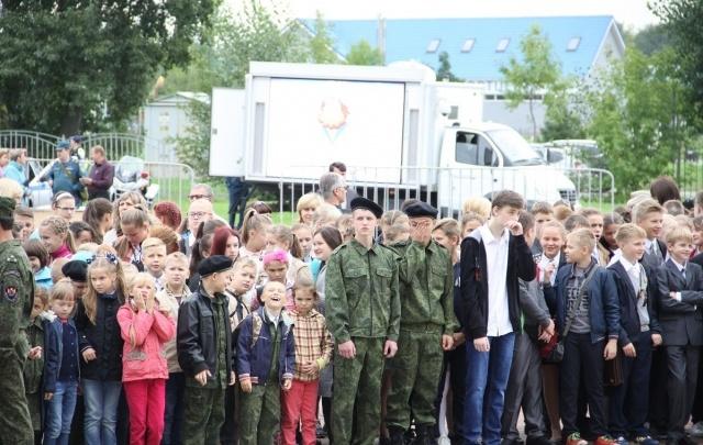 Ярославские энергетики приняли участие в акции «Мы первыми приходим на помощь»