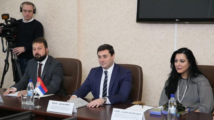 Архангельская область и Сербия подпишут соглашение о сотрудничестве в начале 2018 года