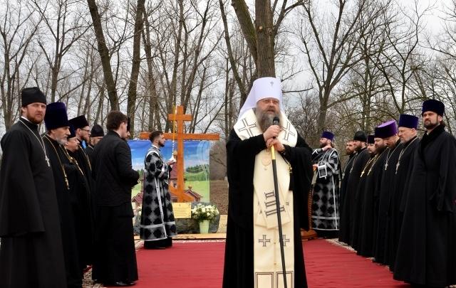 В хуторе Ленина Аксайского района построят церковь