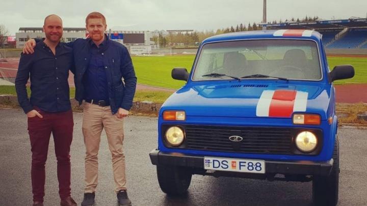 Исландские болельщики приедут на матчи ЧМ в Ростове на «Ниве»