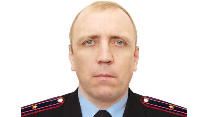 В Челябинской области участковый спас женщину из горящего дома