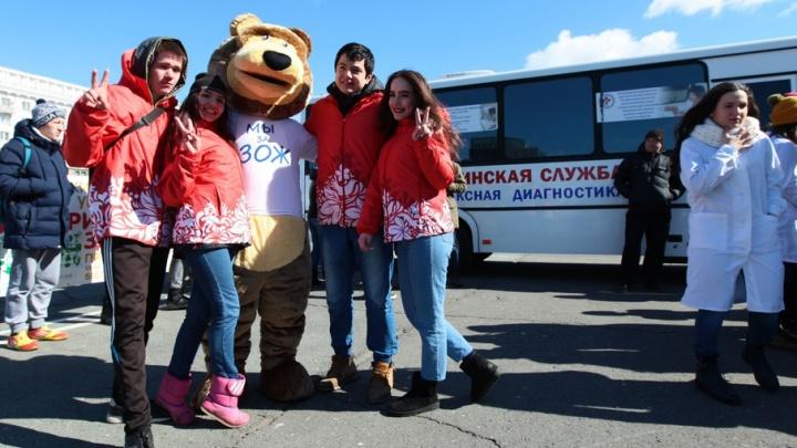 В Челябинске пройдет семейный фестиваль «Человек здоровый»