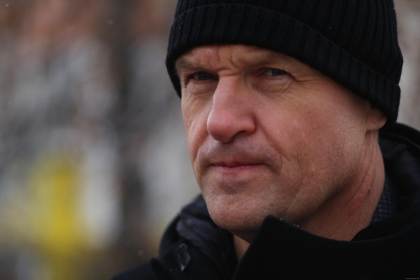 Сергей Давыдов покинул кресло сити-менеджера в конце 2014 года