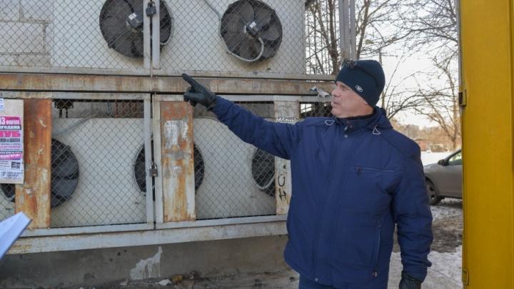Сетевой магазин в Волгограде лишил сна инвалида и его родителей-пенсионеров
