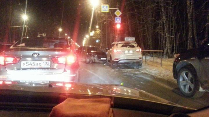 На Червишевском тракте в ДТП погиб водитель легковушки