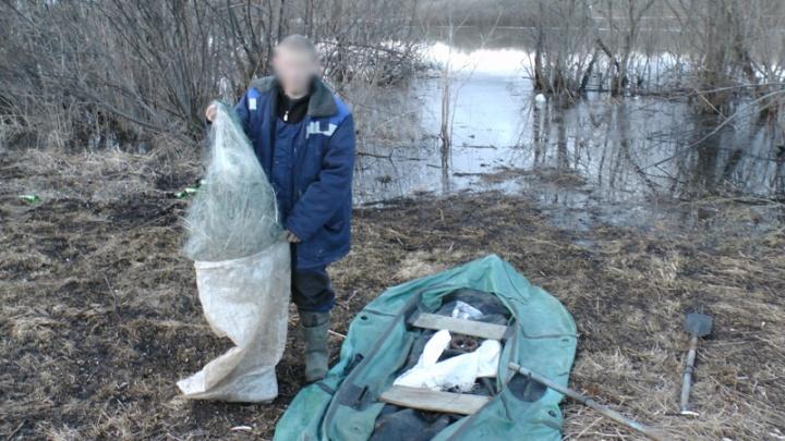 Исправительные работы за незаконную рыбалку: в Прикамье трое мужчин осуждены за браконьерство