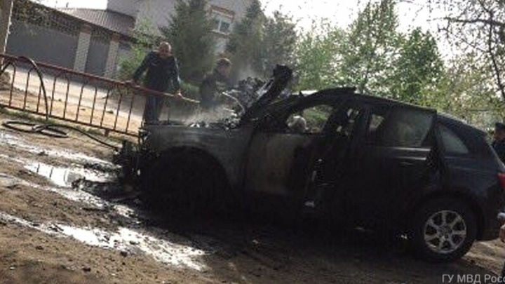 Спалившие по заказу дорогую Audi волгоградцы приговорены к колонии-поселению