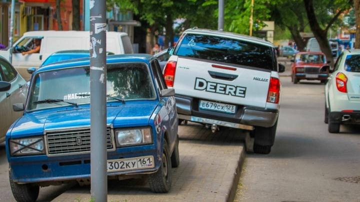 «Я паркуюсь, как чудак»: хит-парад ростовских горе-водителей от читателей 161.ru