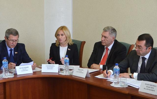 Донские депутаты взялись за разработку закона о туризме